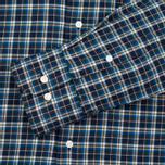 Мужская рубашка Barbour Rory Navy фото- 3