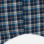 Мужская рубашка Barbour Rory Navy фото- 4