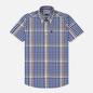 Мужская рубашка Barbour Russel SS Sandstone фото - 0