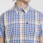 Мужская рубашка Barbour Russel SS Sandstone фото - 2