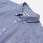 Мужская рубашка Barbour Saltire Gingham Navy фото - 1