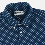 Мужская рубашка Barbour Sawyer Navy фото- 1