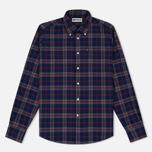 Мужская рубашка Barbour Seth Grey Marl фото- 0