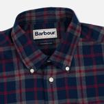 Мужская рубашка Barbour Seth Grey Marl фото- 1