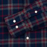 Мужская рубашка Barbour Seth Grey Marl фото- 3