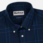 Мужская рубашка Barbour Seth Indigo фото- 1