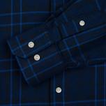 Мужская рубашка Barbour Seth Indigo фото- 3