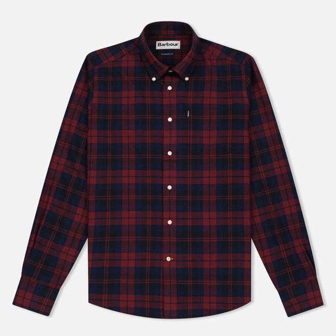 Мужская рубашка Barbour Seth Rich Red