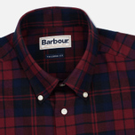 Barbour Seth Men's Shirt Rich Red photo- 1