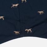 Мужская рубашка Barbour Springer Navy фото- 4