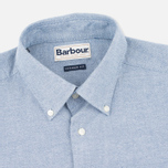 Barbour Stanley Chambray Men's Shirt Blue photo- 1