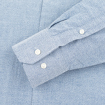 Barbour Stanley Chambray Men's Shirt Blue photo- 3