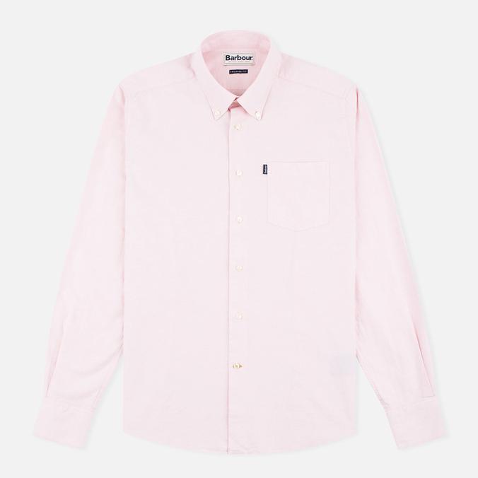 Мужская рубашка Barbour Stanley Pink