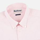 Barbour Stanley Men's Shirt Pink photo- 1