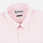 Мужская рубашка Barbour Stanley Pink фото- 1