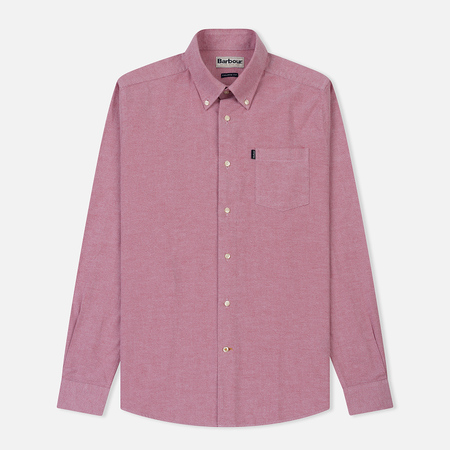Мужская рубашка Barbour Stanley Rich Red