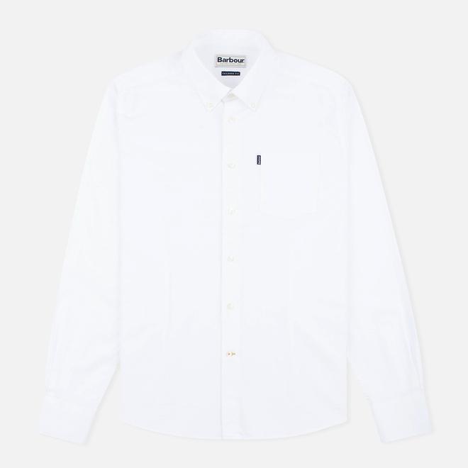Мужская рубашка Barbour Stanley White