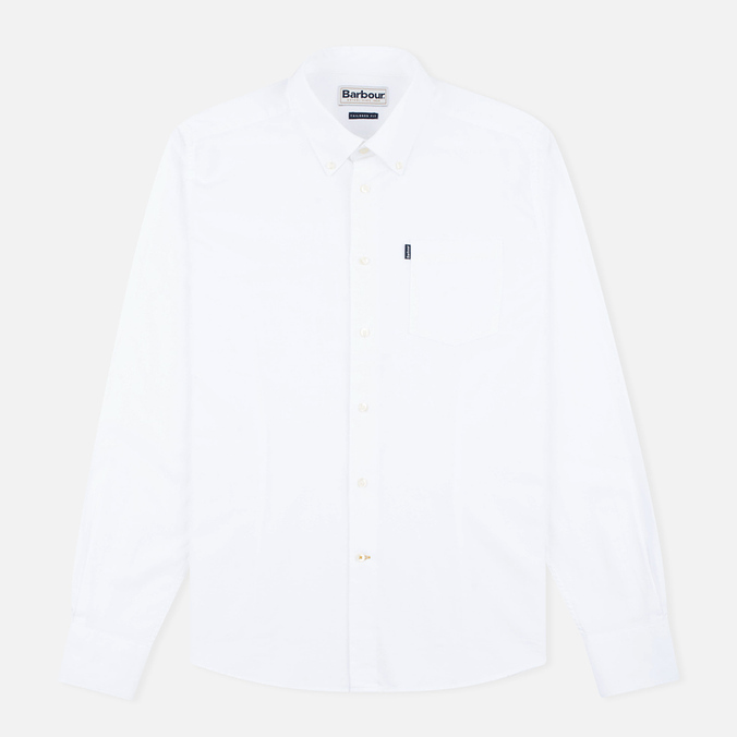 Barbour Stanley Men's Shirt White