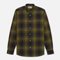 Мужская рубашка Barbour Tartan 7 Tailored Fit Classic Green фото - 0