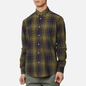 Мужская рубашка Barbour Tartan 7 Tailored Fit Classic Green фото - 2