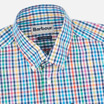 Мужская рубашка Barbour Terence Aqua фото- 1