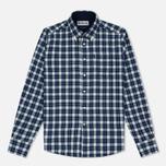 Мужская рубашка Barbour Theo Indigo фото- 0