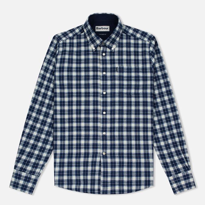 Мужская рубашка Barbour Theo Indigo
