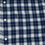 Мужская рубашка Barbour Theo Indigo фото- 2
