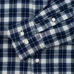 Мужская рубашка Barbour Theo Indigo фото- 3