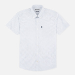 Barbour Theo SS Men's Shirt White photo- 0