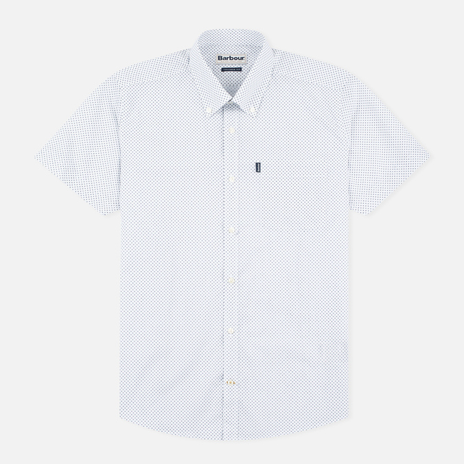 Barbour Theo SS Men's Shirt White