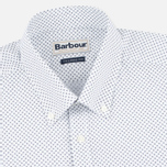 Barbour Theo SS Men's Shirt White photo- 1
