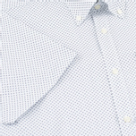 Barbour Theo SS Men's Shirt White photo- 3