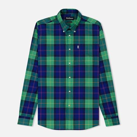 Мужская рубашка Barbour Toward Green
