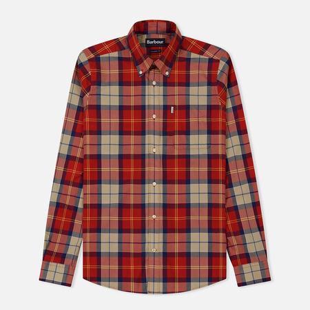 Мужская рубашка Barbour Toward Red