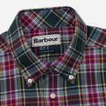 Мужская рубашка Barbour Warren Tailored Fit Forest фото- 1