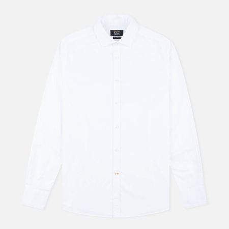 Barbour x Land Rover Explorer Men's Shirt White