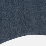 Мужская рубашка Barbour x Steve McQueen Drift Indigo фото- 4