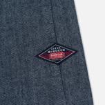 Мужская рубашка Barbour x Steve McQueen Drift Indigo фото- 5