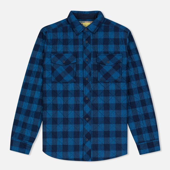 Мужская рубашка Barbour x Steve McQueen Nitro Navy