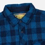 Мужская рубашка Barbour x Steve McQueen Nitro Navy фото- 1