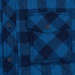 Мужская рубашка Barbour x Steve McQueen Nitro Navy фото- 2