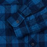 Мужская рубашка Barbour x Steve McQueen Nitro Navy фото- 3