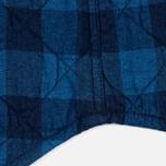 Мужская рубашка Barbour x Steve McQueen Nitro Navy фото- 4