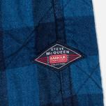 Мужская рубашка Barbour x Steve McQueen Nitro Navy фото- 5