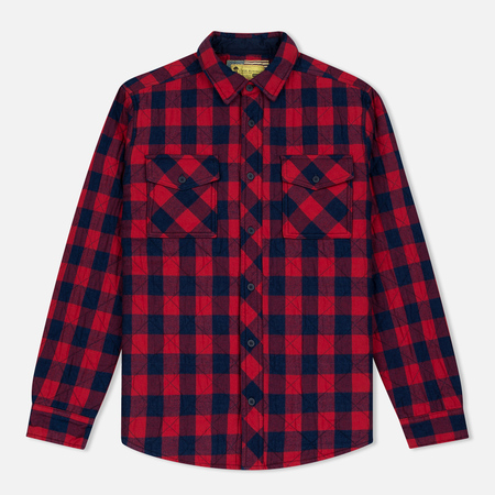 Мужская рубашка Barbour x Steve McQueen Nitro Rich Red