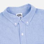 Мужская рубашка Billionaire Boys Club Mantra Oxford Sky Blue фото- 1