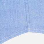 Мужская рубашка Billionaire Boys Club Mantra Oxford Sky Blue фото- 5