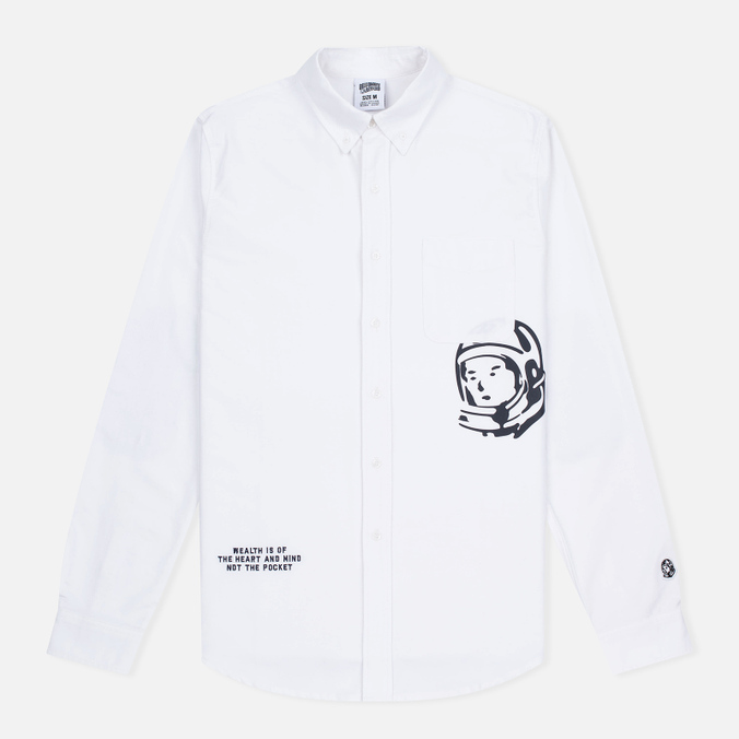 Мужская рубашка Billionaire Boys Club Mantra Oxford White