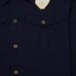 Мужская рубашка Billionaire Boys Club Nose Art Embroidered Navy фото- 2